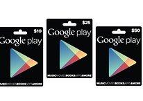 Le gift card del Play Store sono ufficiali