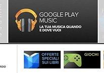 Play Music, 5,5 milioni di brani in più
