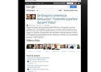 Google News per tablet disponibile da oggi
