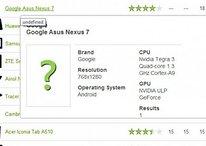 Asus Nexus 7: il tablet già svelato?