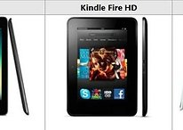 iPad mini Vs Nexus 7 Vs Kindle Fire