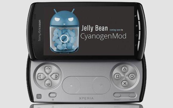 cyanogenmod 10 sony xperia