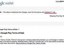 Il Samsung Galaxy Nexus sarà il primo smartphone con Jelly Bean