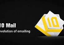K-10 Mail, test in anteprima del client email