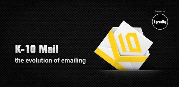 k-10 mail