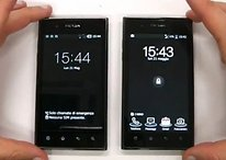 Download Android ICS: anteprima su Lg Prada