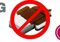 Lg Canada: niente ICS neanche per Optimus Dual e Black