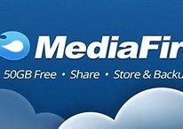 MediaFire per Android, disponibile con 50 GB di spazio gratis