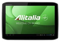 I Motorola Xoom sui voli Alitalia