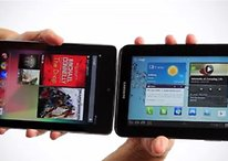 Videoconfronto: Nexus 7 Vs. Galaxy Tab 2 7.0