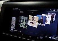 Il Nexus 7 sta anche in auto