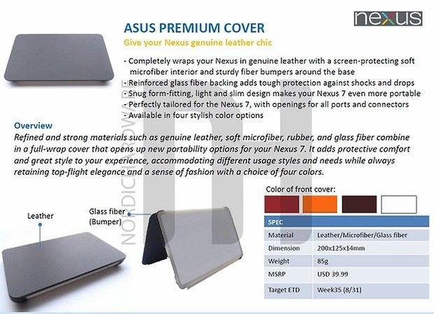 premium cover nexus 7