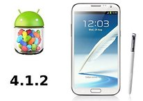 Note 2, in arrivo Android 4.1.2