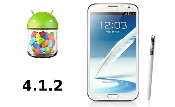 note 2 android 4.1.2