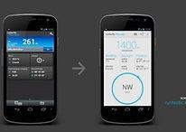 Un concorso porta il design di ICS nelle vecchie app