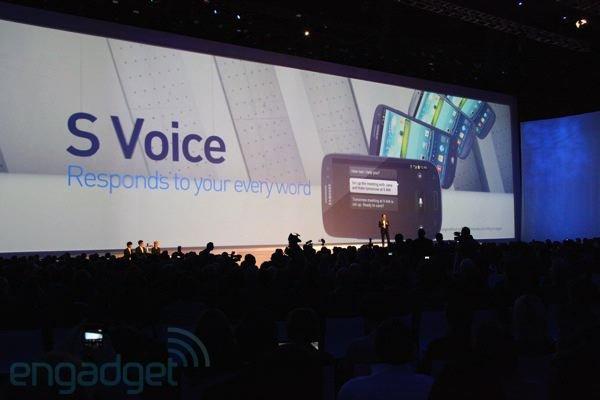 presentazione S Voice