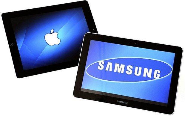 samsung apple tablet brevetti