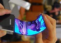 Samsung, display flessibili da novembre?
