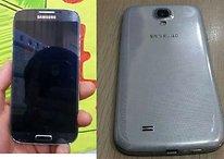 Galaxy S4, le prime foto?