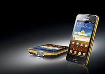 Samsung Galaxy Beam: smartphone con proiettore in arrivo