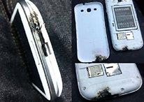 Galaxy S3 esploso: è ufficiale, era stato cotto al microonde