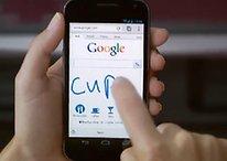 Handwrite: cercare con Google a mano libera