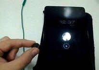 Il Nexus 7 si sveglia aprendo la cover grazie a un sensore magnetico