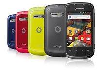Smartphone low cost da Vodafone