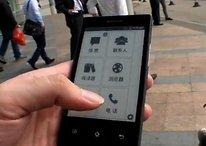 Lo smartphone col display da e-reader