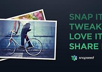 Snapseed per Android disponibile su Google Play