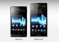 Sony annuncia i nuovi Xperia Go e Xperia acro S