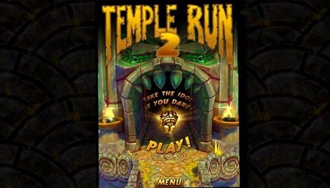 Temple Run 2 per Android è sul Play Store
