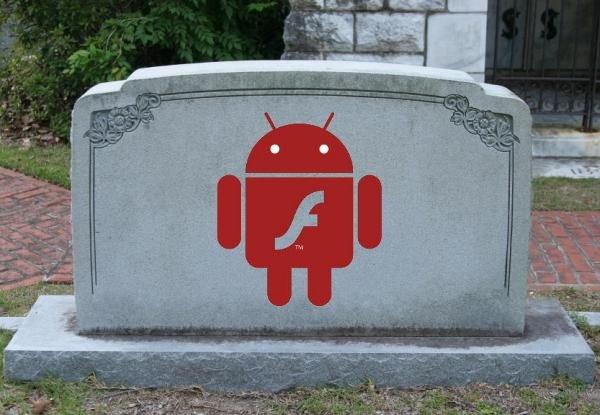 flash abbandonato