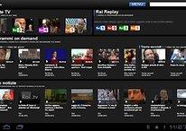 L'applicazione Rai Tv sbarca sul Play Store