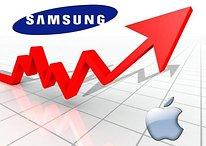 Samsung doppia Apple nella classifica delle unità vendute