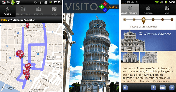 visito tuscany