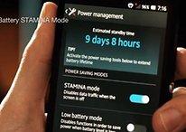Xperia Z, 400% di autonomia in più con lo Stamina Mode