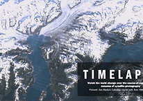 Timelapse : la machine à remonter le temps de Google et du Time