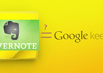 Keep is online: Google copied Evernote