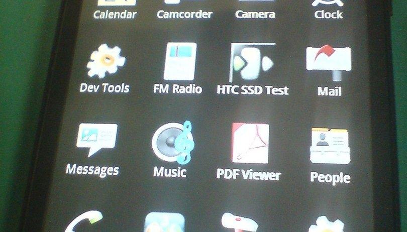 HTC Supersonic - Bilder geleakt