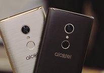 Alcatel 5 im Hands-on-Test: Aus den Fehlern gelernt, aber Fragezeichen belassen