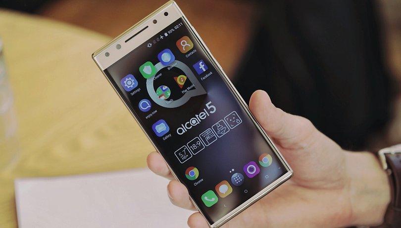 Será a Alcatel a fabricante que nos brindará com um Android Go no Brasil?
