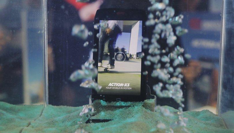 Crosscall : le fabricant de smartphones tout terrain qui monte