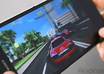 "Asphalt 8 ""Airborne"" auf dem Sony Xperia Z Ultra angespielt"