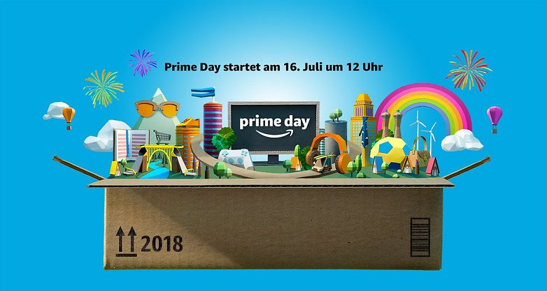 PrimeDay2018startet