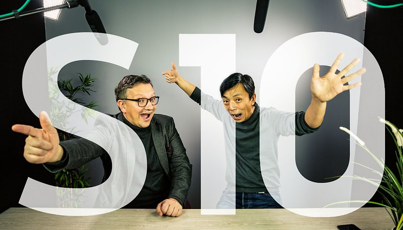 Samsung Galaxy S10 Livestream: Seid live dabei und gewinnt das S10