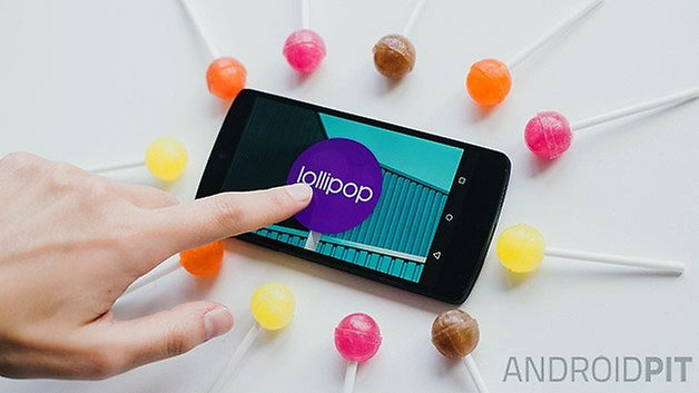 Android L lollipop interface purple 02