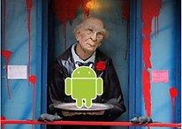Nouveau look pour une nouvelle vie d'application Android