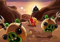 Angry Birds Star Wars: Mit aller Macht gegen imperiale Schweine