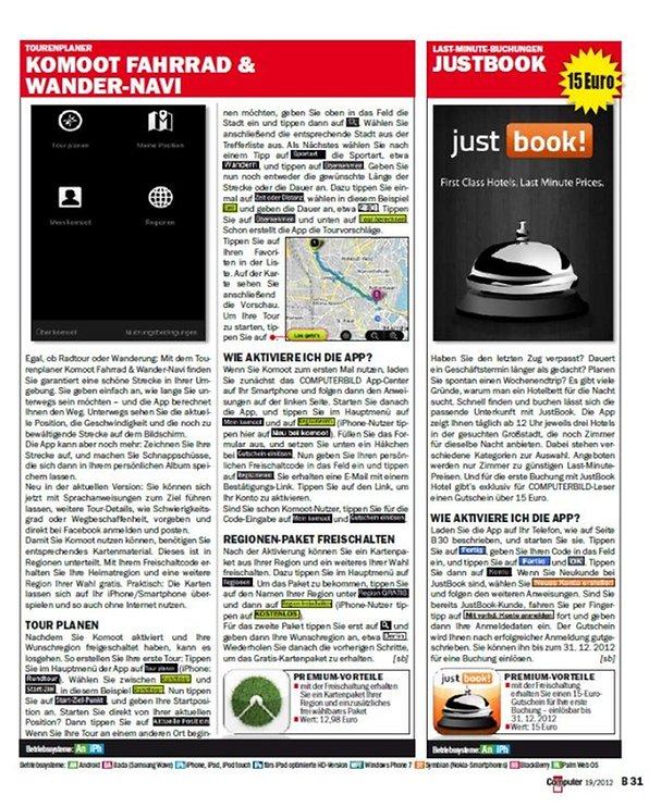 Neue Computerbild Mit 6 App Angeboten Für Android Ab Sofort